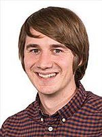AG-Leiter Jonathan Haist