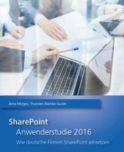 Titelseite_SharePoint Anwenderstudie2016