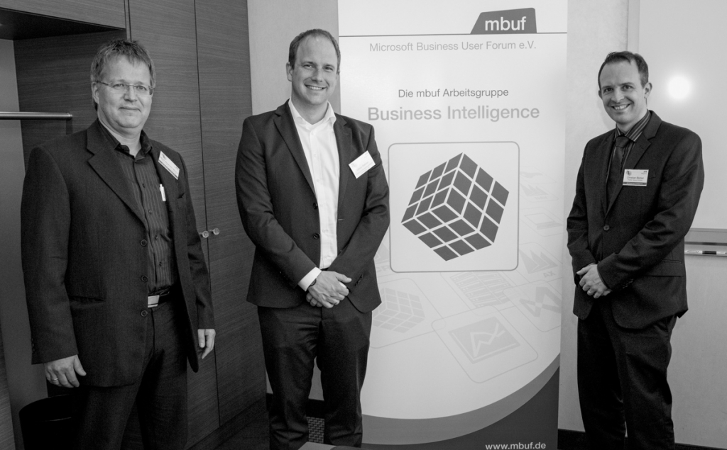 Die mbuf Arbeitsgruppe Business Intelligence