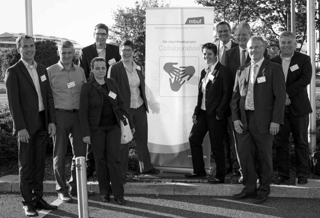 Die mbuf Arbeitsgruppe Collaboration